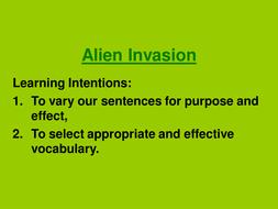 Alien Description