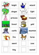 Fairy tale wordbank