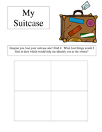 My Suitcase - Getting to know a class