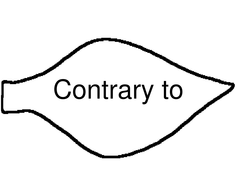 contrary_to.doc