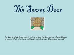 The_Secret_Door.ppt