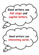 Good Writers Display
