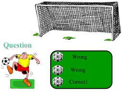 Penalty Shootout wrap up - multiple choice
