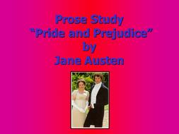 Pride & Prejudice Analysis of Marriage