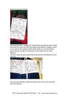 Narrative Writing Posters Using Success Criteria