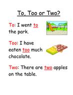 English Language Common Homophones