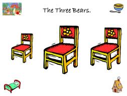 Three bears problem solving