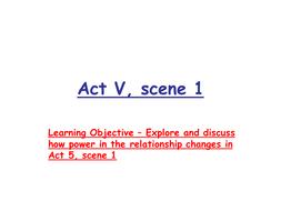 Act 5 scene 1 lady macbeth's character