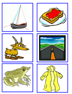 Phonics Picture cards 2