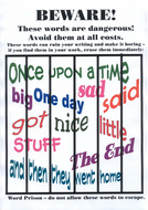 Word Prison Poster