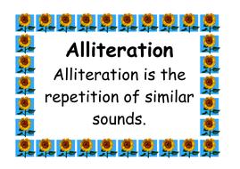 flowery_language_-_alliteration.doc