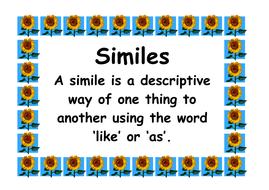 flowery_language_-_similes.doc