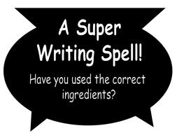 Writing Ideas - Cauldron