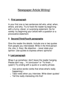 Newspaper Article Writing.docx