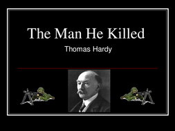 Poetry Analysis Hardy