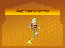 Story starters.ppt
