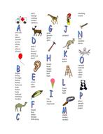 Key Words List