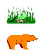 Bear hunt sequence