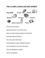 How_to_make_a_cheese_and_salad_sandwich.doc