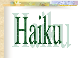 Haiku PowerPoint