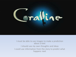 1. Year 8 Coraline Introduction.pptx