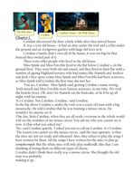 Coraline Chapter 1 Optical Illusions