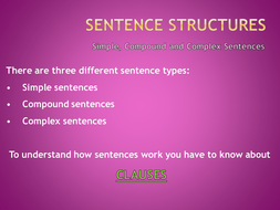 Sentence Structures.ppt