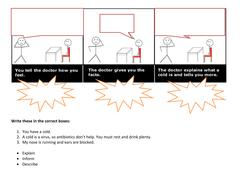 Coraline Writing to Explain Handout 2