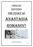 The Mystery of Anastasia Romanov