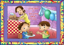 Manners Story Book 1;2;3 by Stephanie Scott 2010