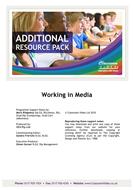 Working in Media