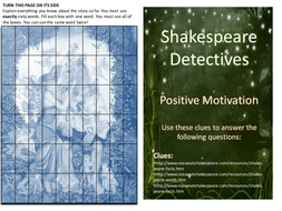 Booklet Midsummer Night's Dream A5-PowerPoint