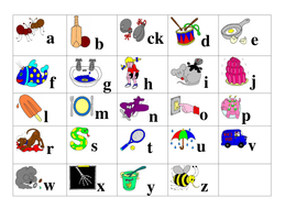 Jolly Phonics for classrooms