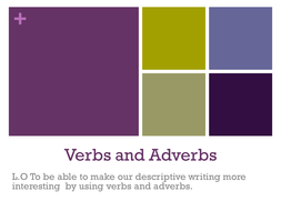 Verbs and Adverbs.ppt