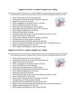 Literature Lesson Plan/Activity Sheet