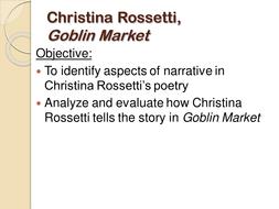 Goblin Market Lesson 3.ppt