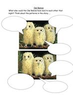 Owl Babies (Close Reading Activities)