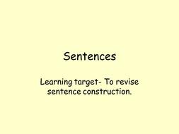 Sentences.ppt