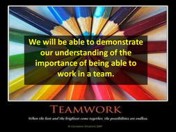 Team Work Task