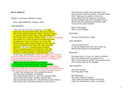Macbeth Act 1 Scene 5.doc
