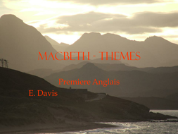 Macbeth - Themes.ppt