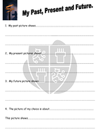 All About Me handouts