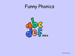 Phonics  - wh.