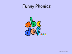 Phonics PowerPoint /ph/