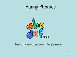 Phonics - ew; ue and oo long