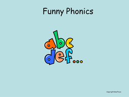 Phonics - ear (hear)