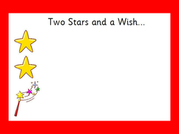 Two Stars and Wish.ppt