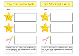 Two_Stars_and_a_Wish_self-reflection.doc