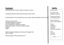 writing plan sheet.doc