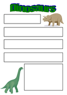 dinosaur facts.doc